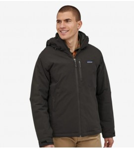 Patagonia Men's insulated quandary jacket black