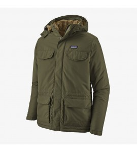 Patagonia Men's Isthmus Parka Industrial Green